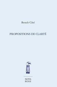 Propositions de clarté
