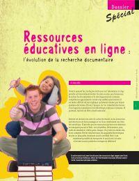 Cahier Ressources en ligne