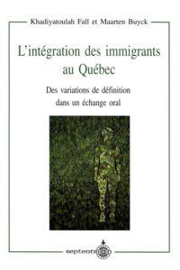 L'Intégration des immigrant...