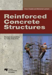 Reinforced Concrete Structures : Design according to CSA A23.3-04