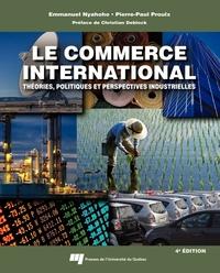 Le commerce international, ...
