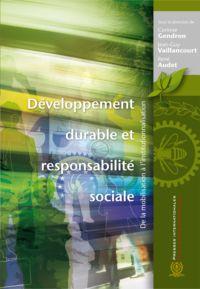 Développement durable et re...