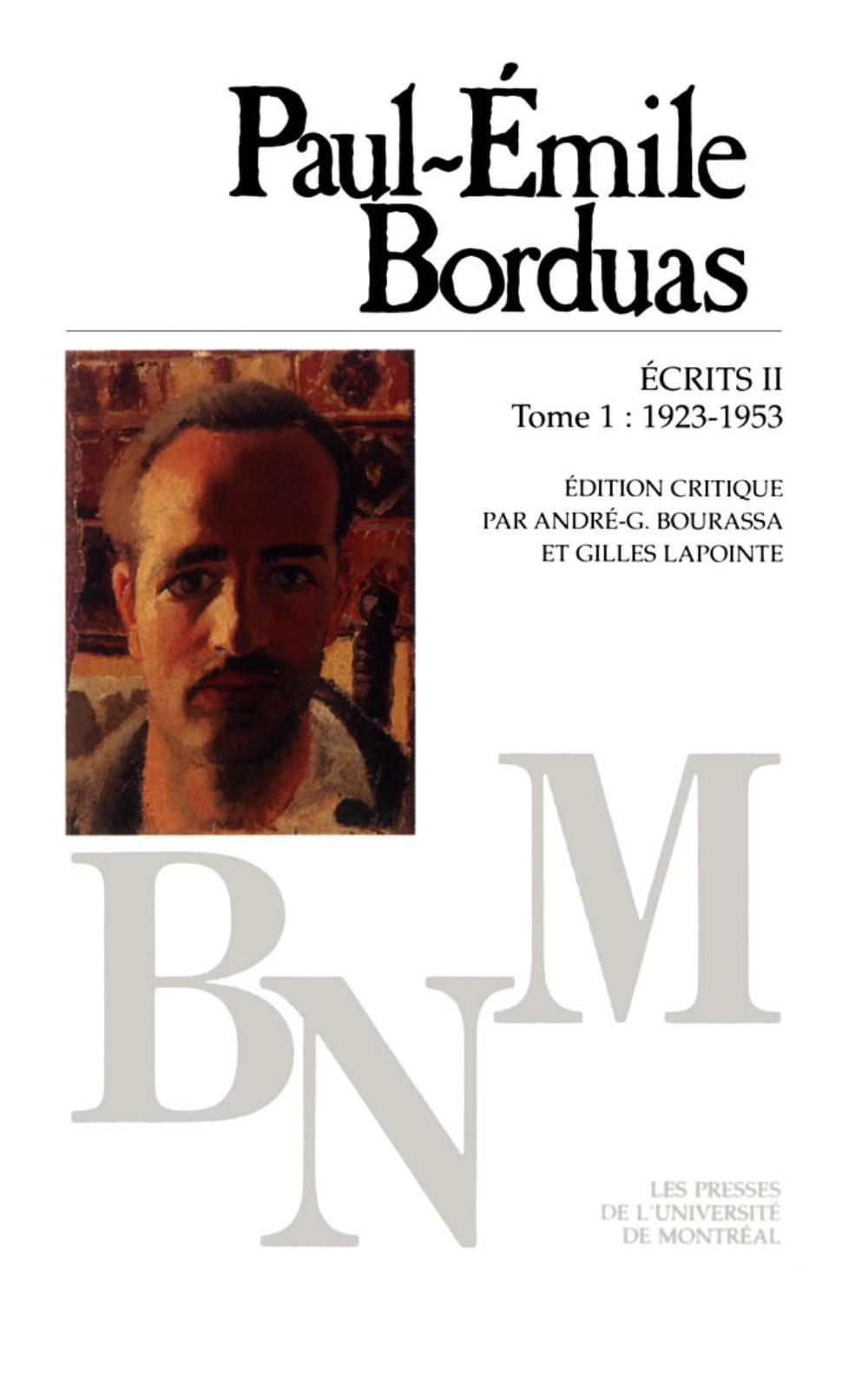 ECRITS II: JOURNAL, CORRESPONDANCE (1923-1953), T. 1