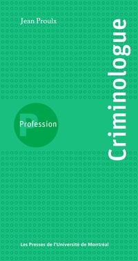 Profession criminologue