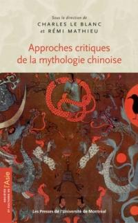 Approches critiques de la mythologie chinoise