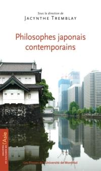 Philosophes japonais contemporains