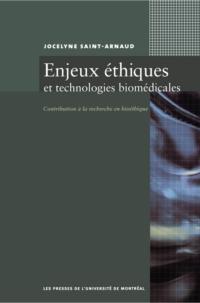 Enjeux éthiques et technolo...