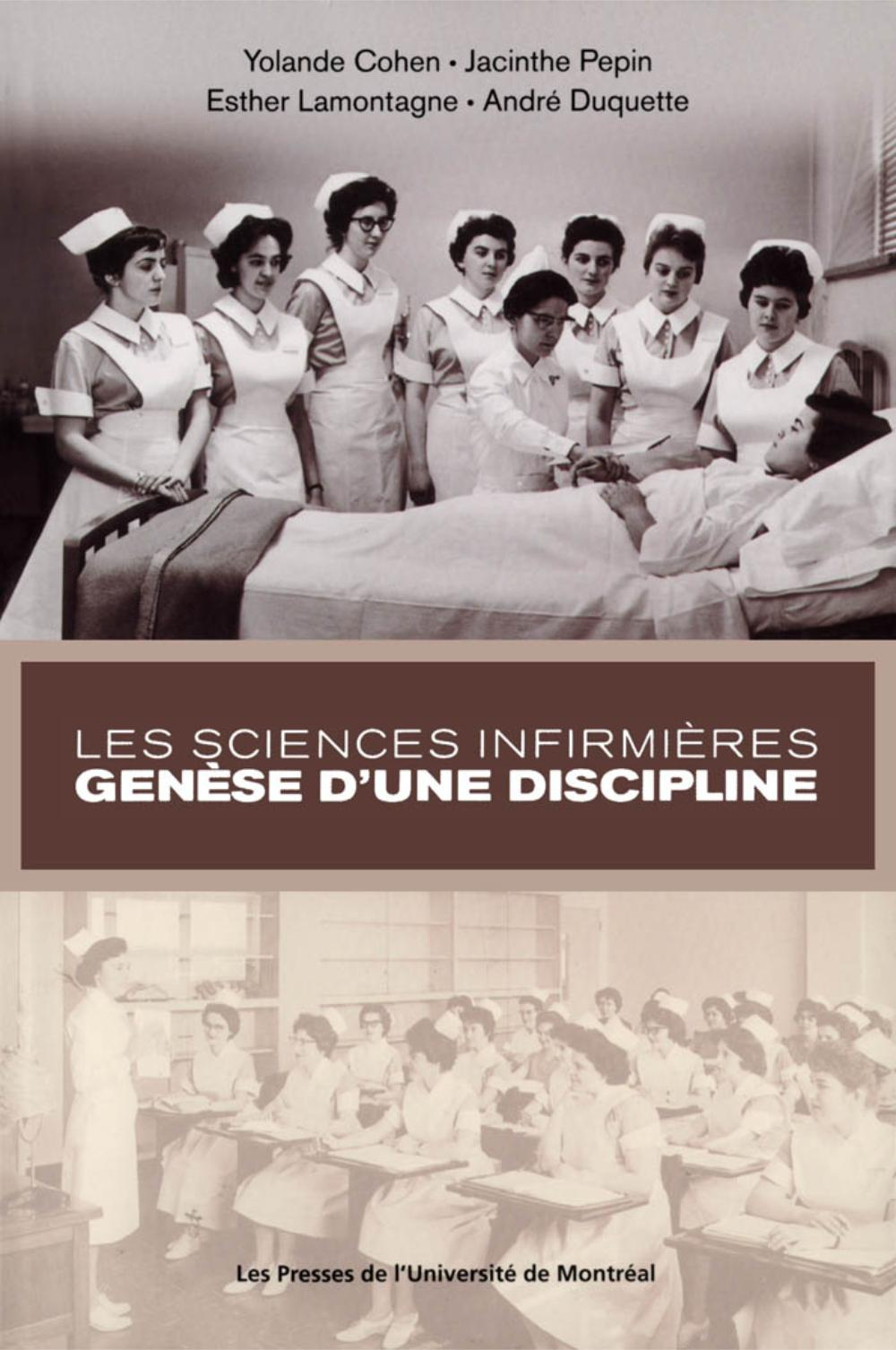 LES SCIENCES INFIRMIERES: GENESE D