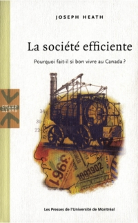 La societe efficiente. Pour...