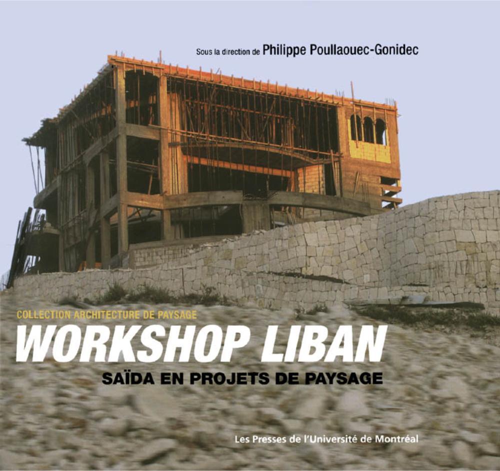 Workshop Liban. Saïda en projets de paysage