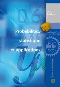 Probabilités, statistiques et applications