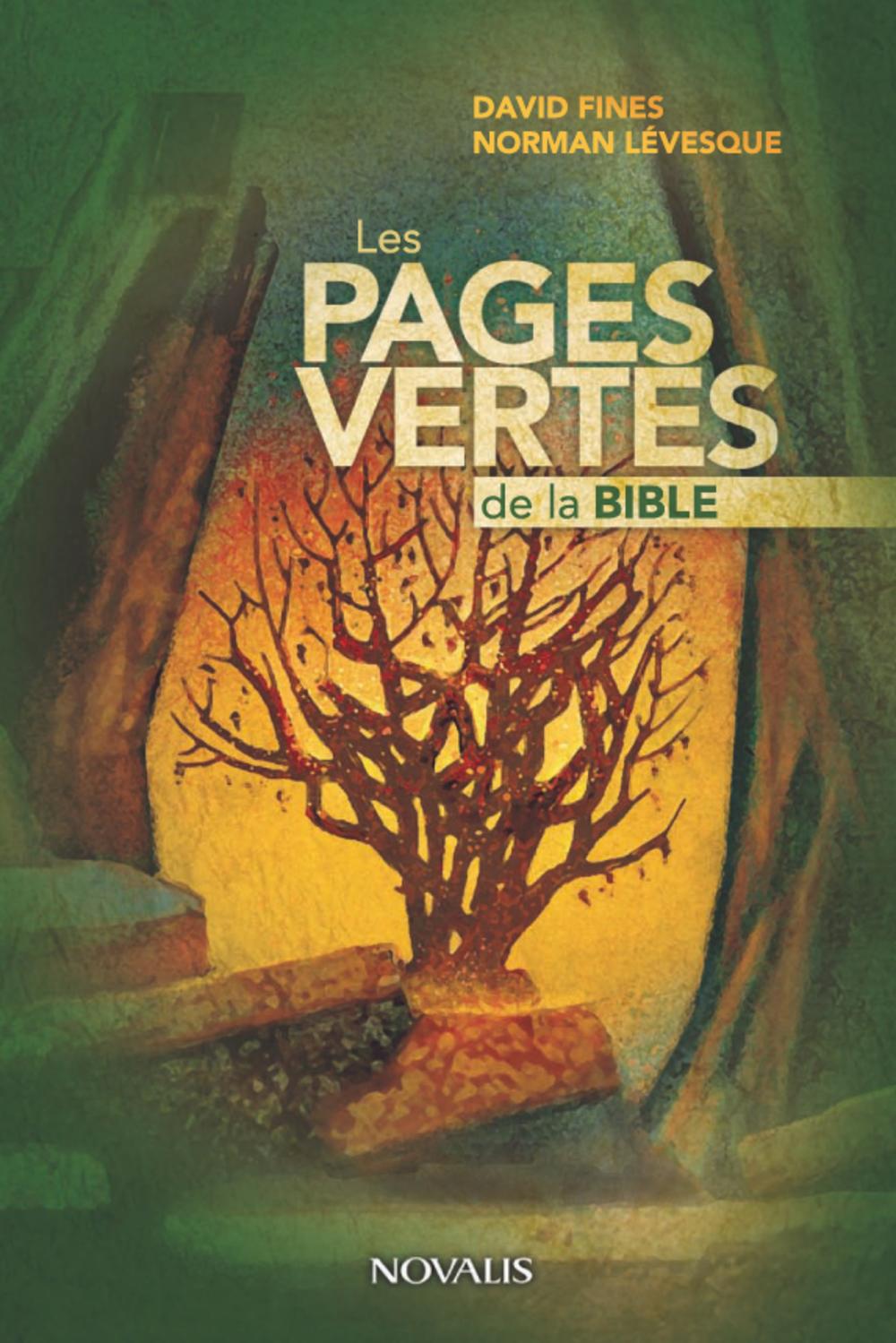 Les pages vertes de la Bible