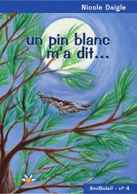 Image de couverture (Un pin blanc m'a dit…)