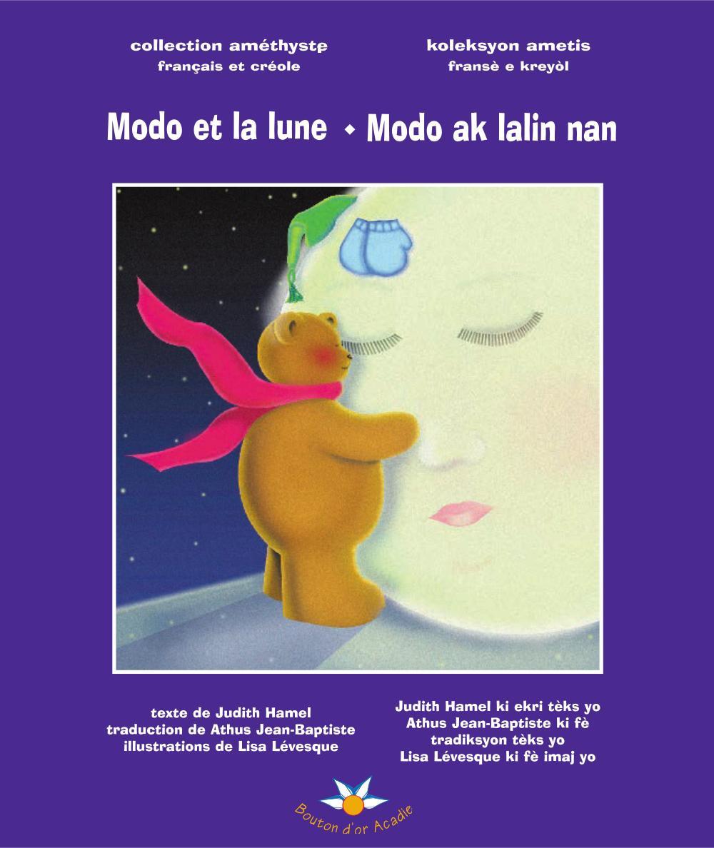 Modo et la lune Modo ak lalin nan