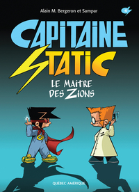 Capitaine Static 4 - Le Maî...