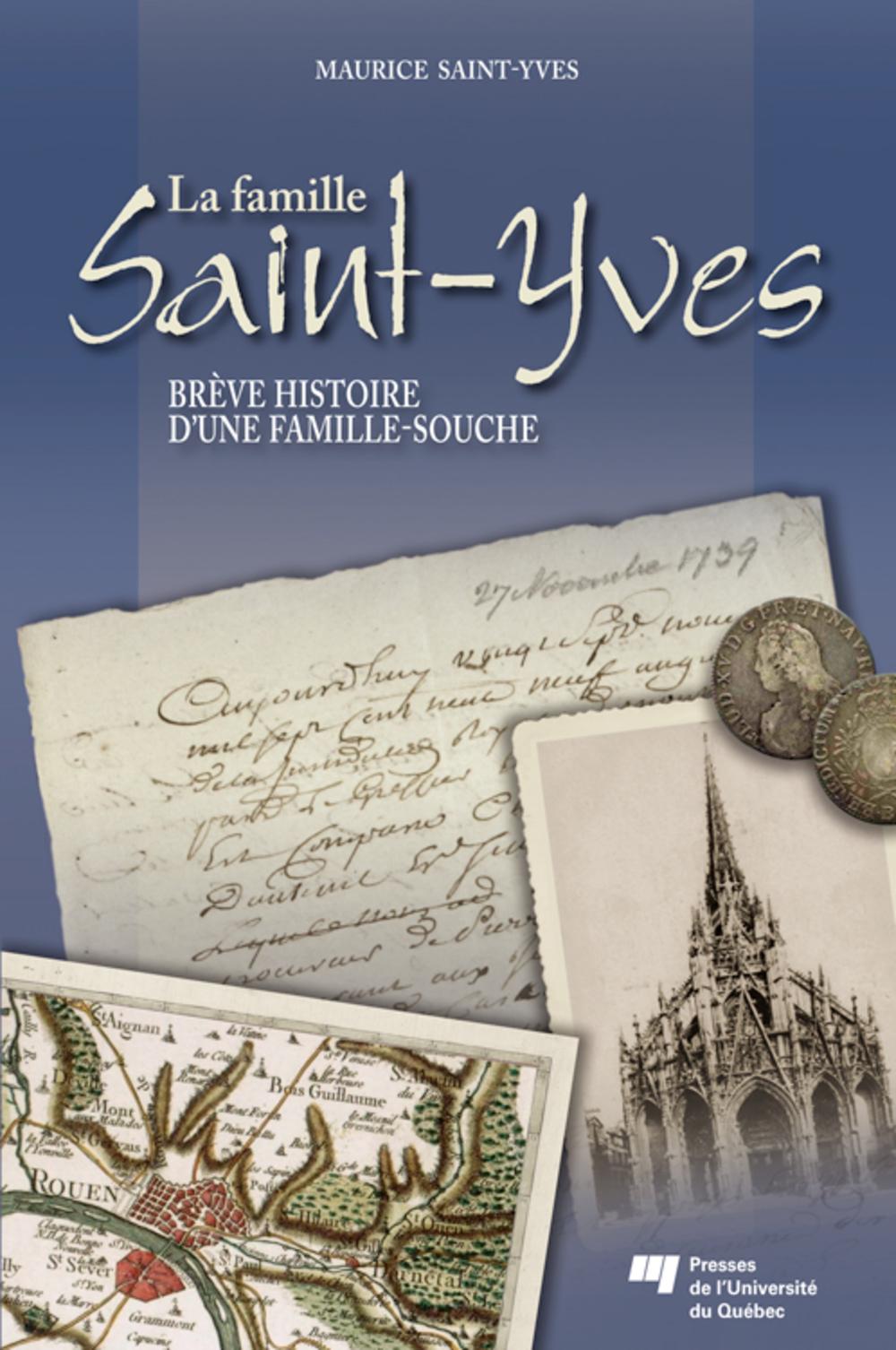 La famille Saint-Yves