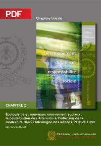 Écologisme et nouveaux mouv...
