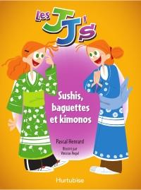 Les JJ's - Sushis, baguettes et kimonos
