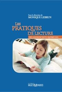 Les pratiques de lecture de...