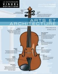 Image de couverture (Le Dictionnaire Visuel Définitions - Arts et architecture)