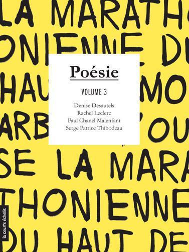 POESIE, VOLUME 3