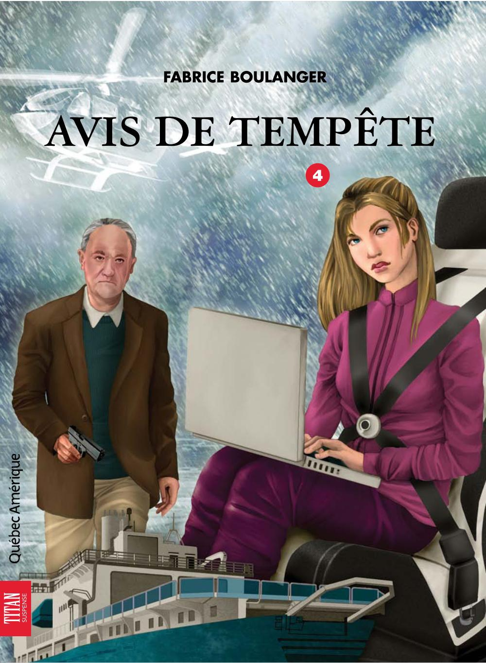 ALIBIS 4 - AVIS DE TEMPETE