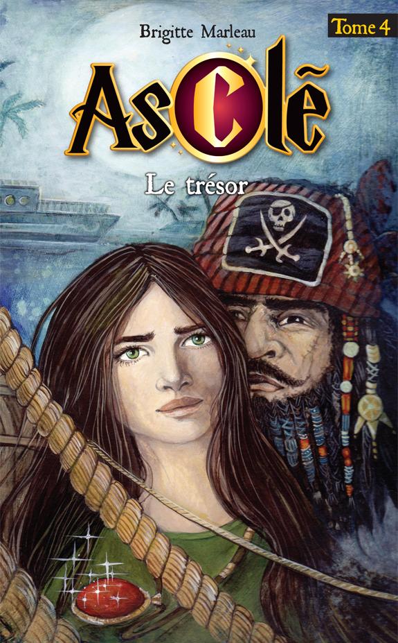 Asclé tome 4 - Le trésor