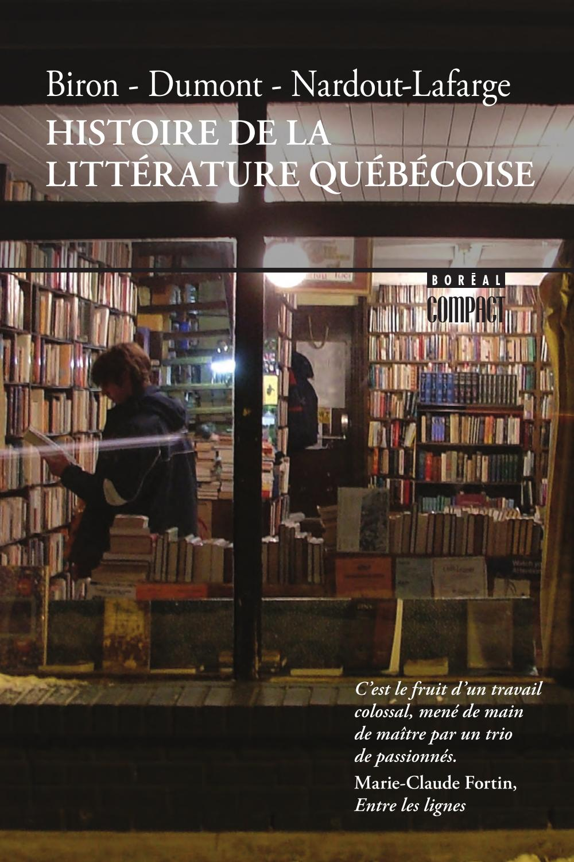 Histoire de la littérature québécoise