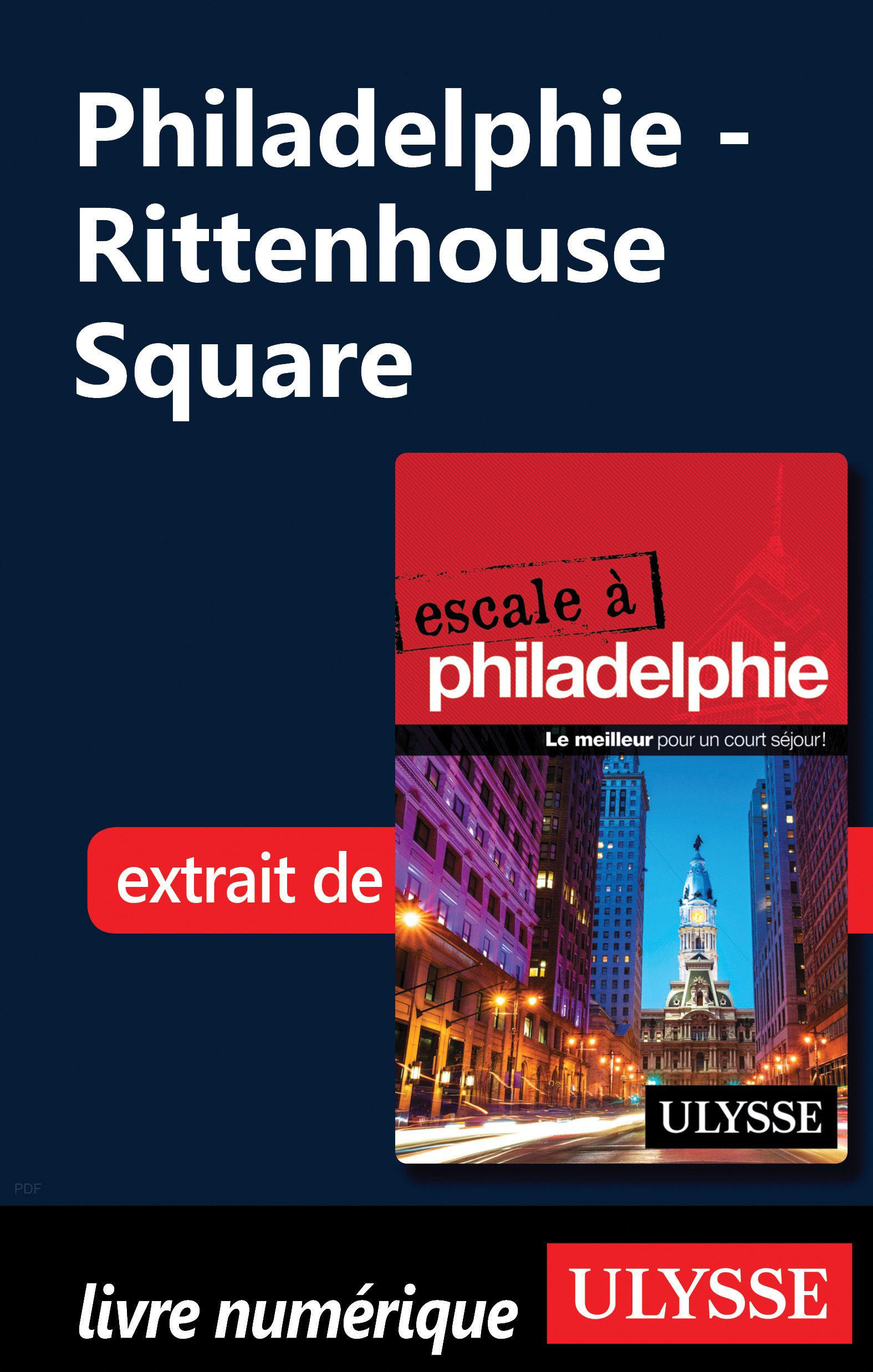 Philadelphie - Rittenhouse Square