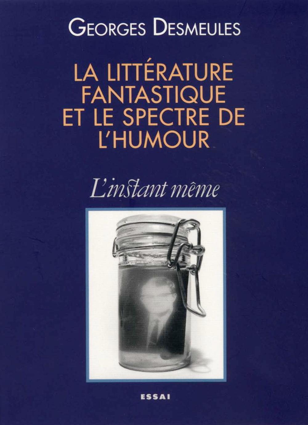 La littérature fantastique et le spectre de l'humour