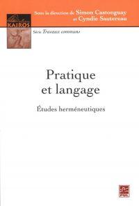 Pratique et langage