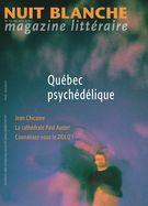 Nuit blanche, magazine littéraire. No. 155, Été 2019