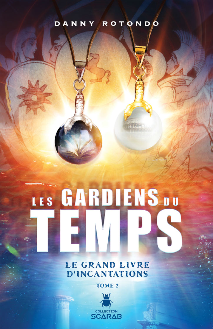 Le grand livre d'incantations