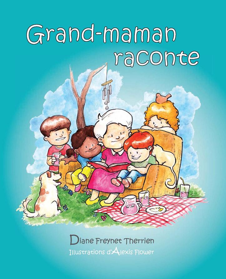 Grand-maman Raconte (vol 1)