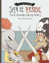 Image de couverture (Sven le terrible dans Pas de chevaliers pour les pirates)
