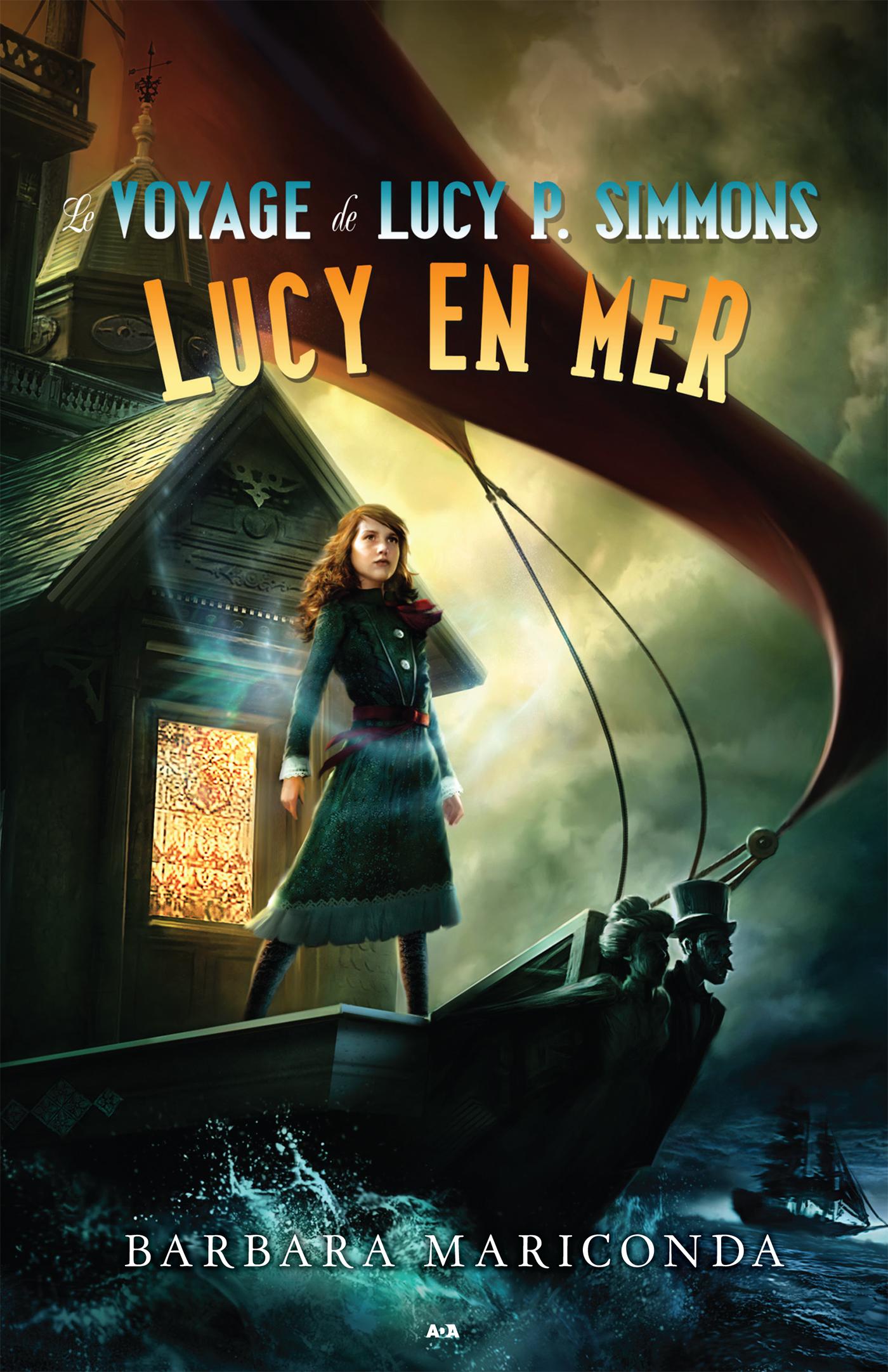 Lucy en mer