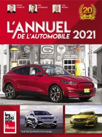 Cover image (Annuel de l'automobile 2021)