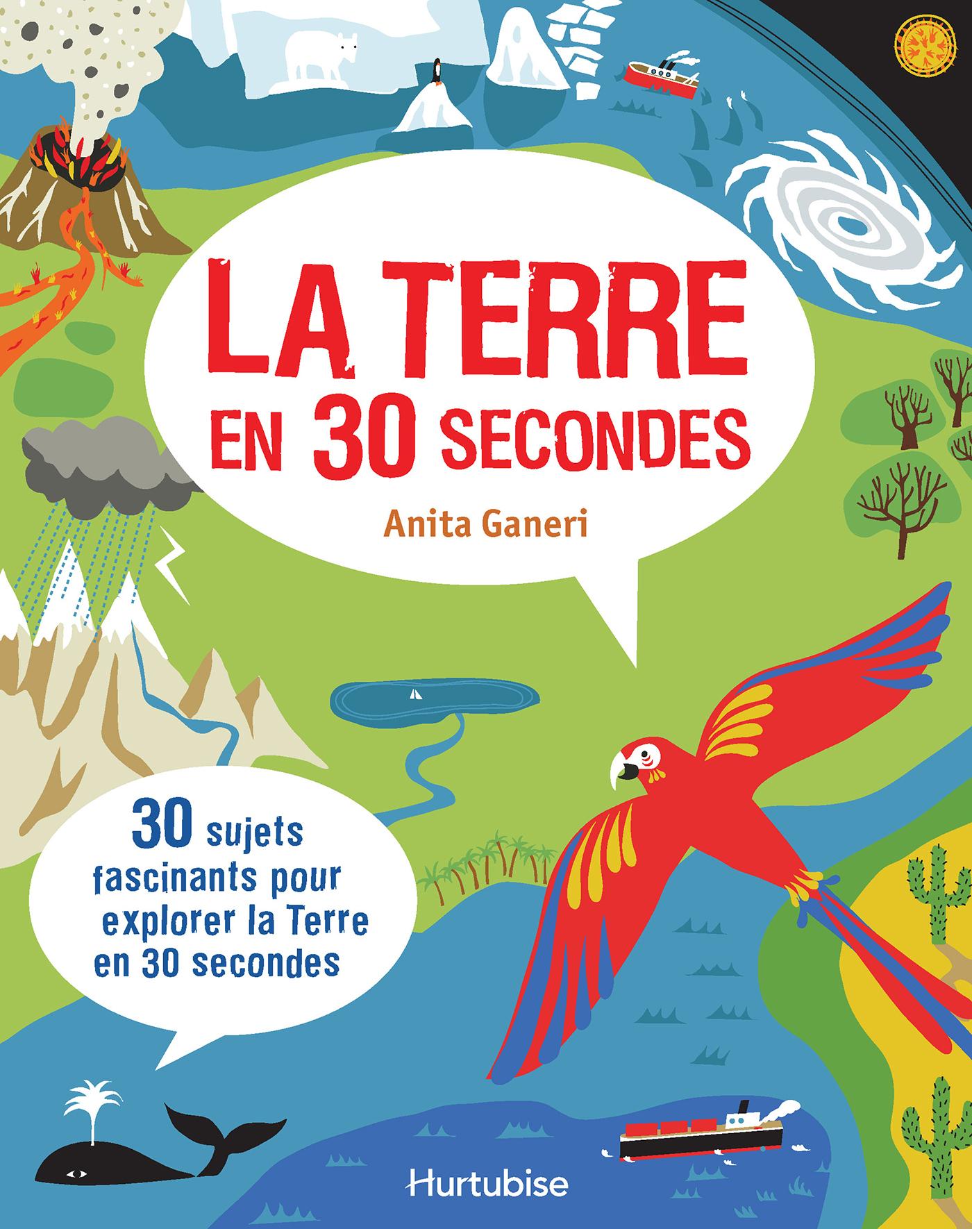 La terre en 30 secondes