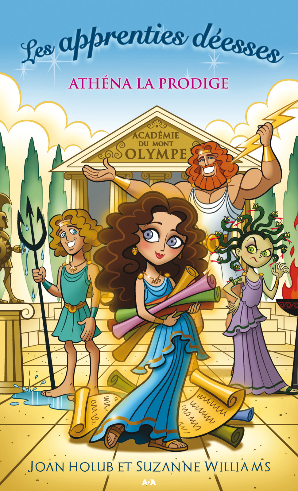 Les apprenties déesses