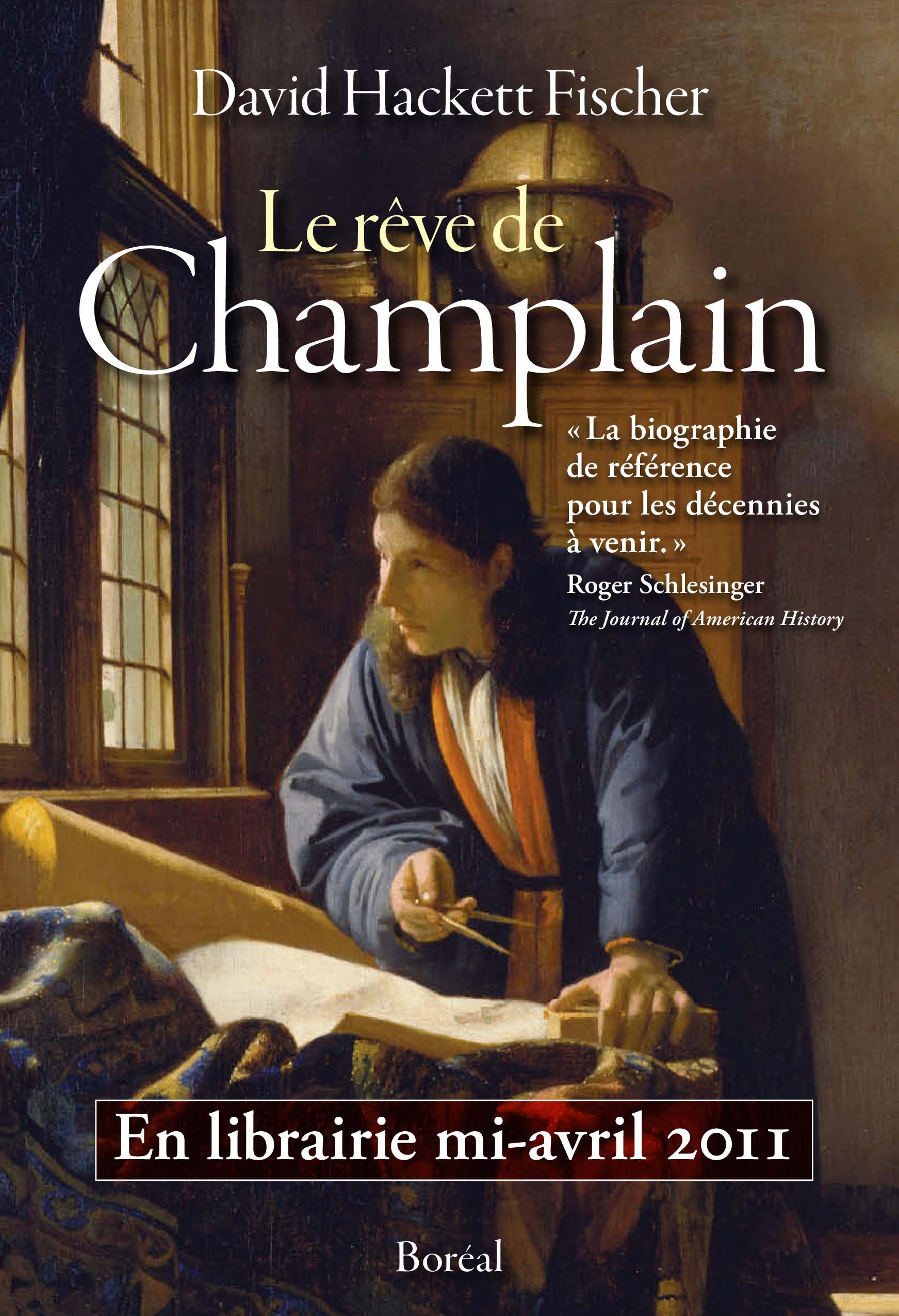 Booklet - Le Rêve de Champlain
