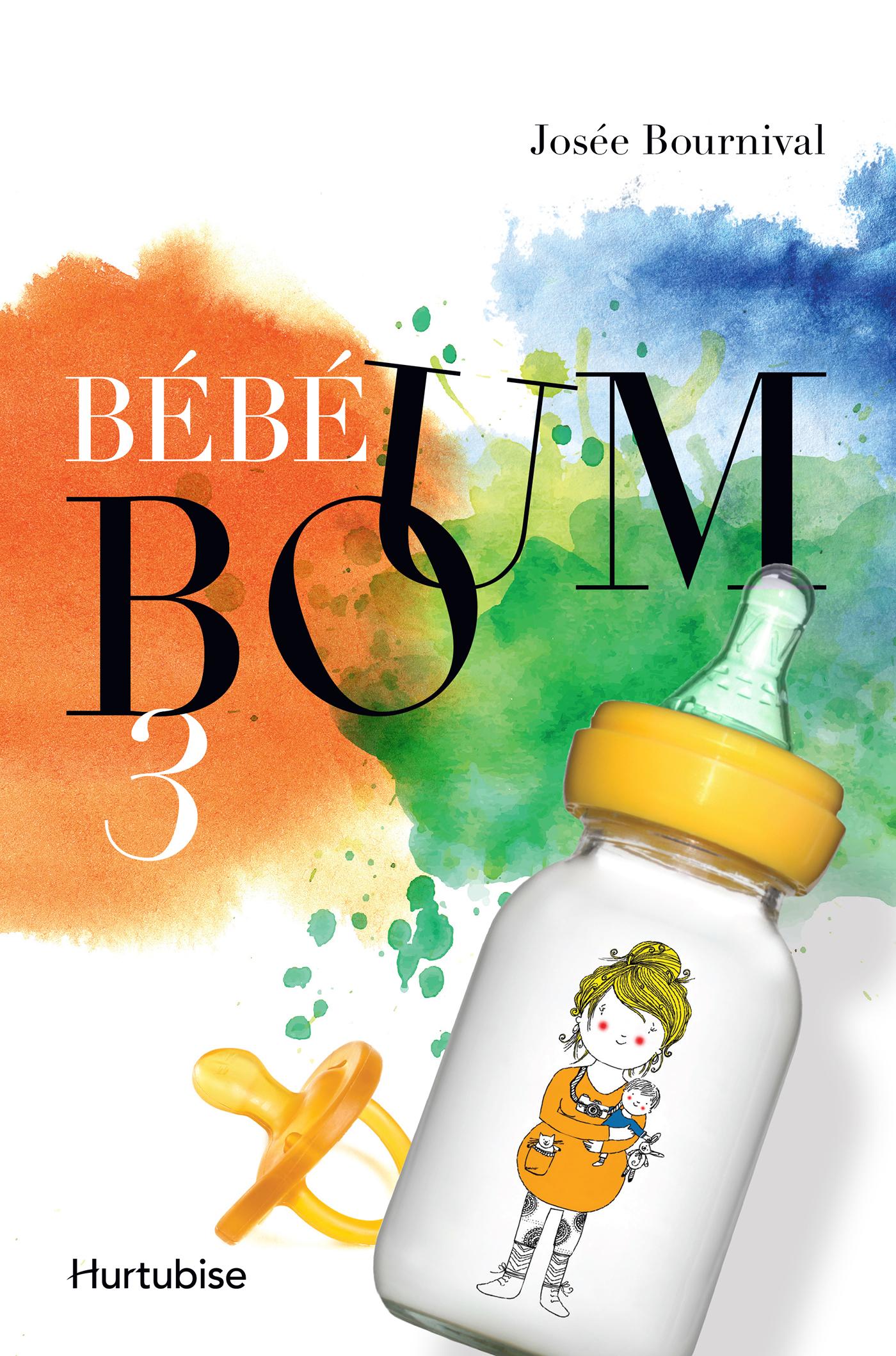 Bébé boum T3 - La réplique sismique