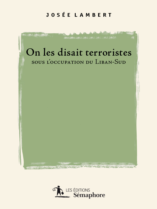 On les disait terroristes s...