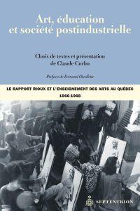 Art, éducation et société p...