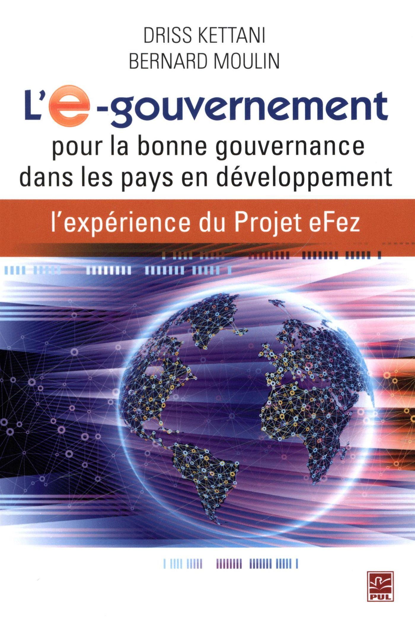L'E-gourvernement pour la bonne gouvernance dans les pays...