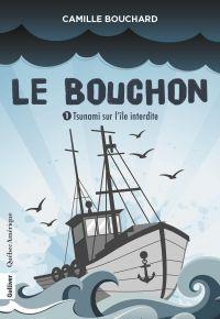 Image de couverture (Le Bouchon 1 - Tsunami sur l'île interdite)