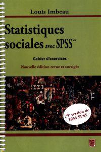 Statistiques sociales avec ...