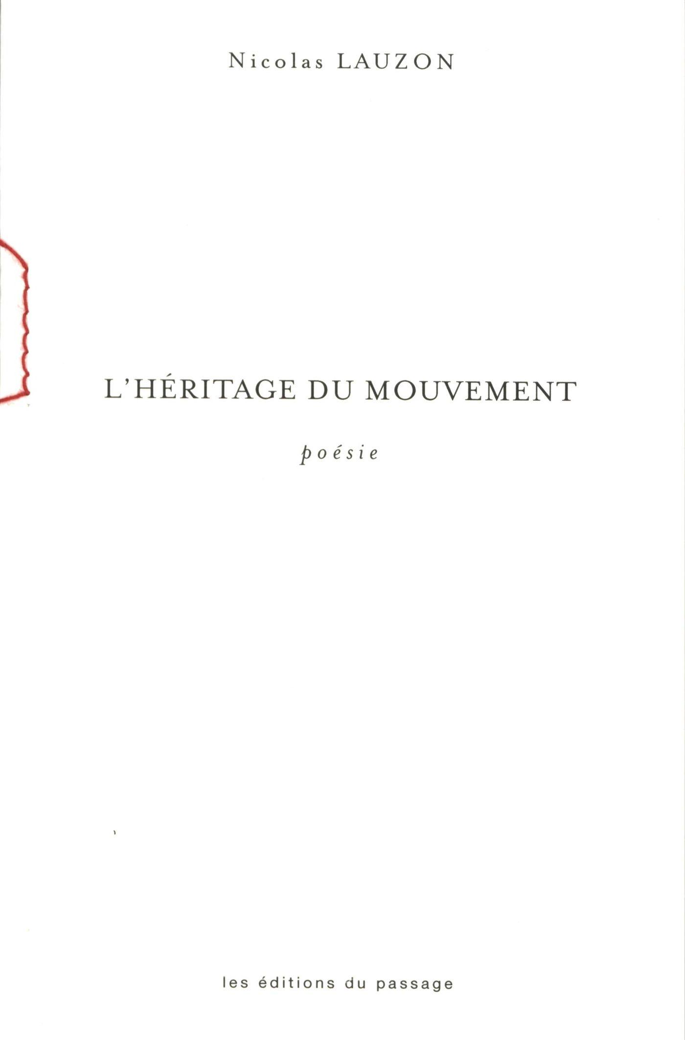 Héritage du mouvement L'