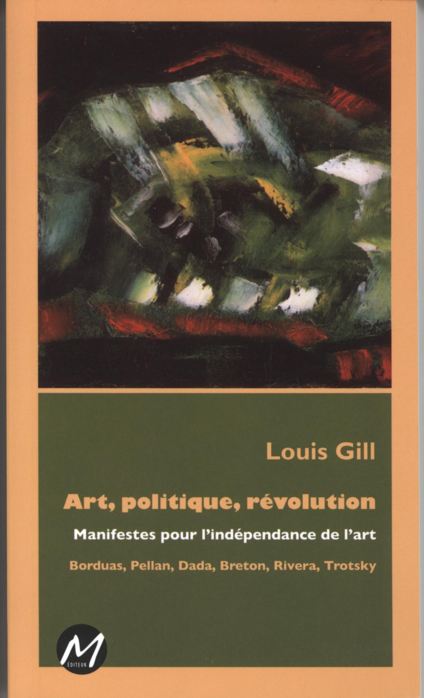 Art, politique, révolution ...