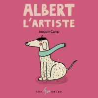 Image de couverture (Albert l'artiste)