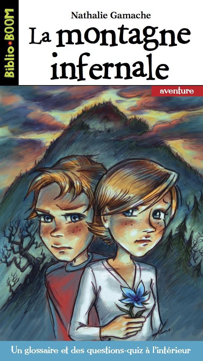Biblio Boom 19 - La montagne infernale